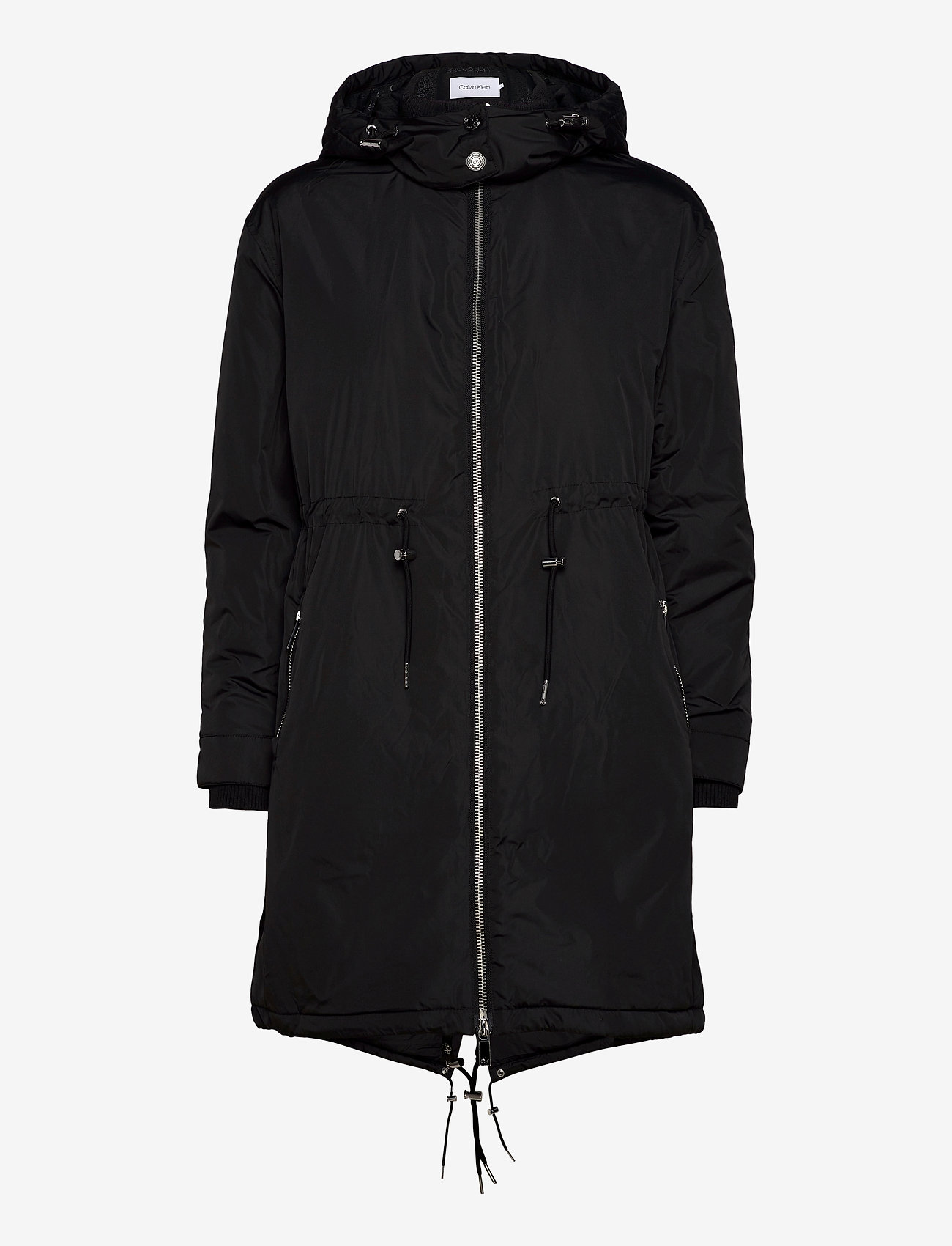 Lightweight Nylon Parka (Ck Black) (3200 kr) - Calvin Klein
