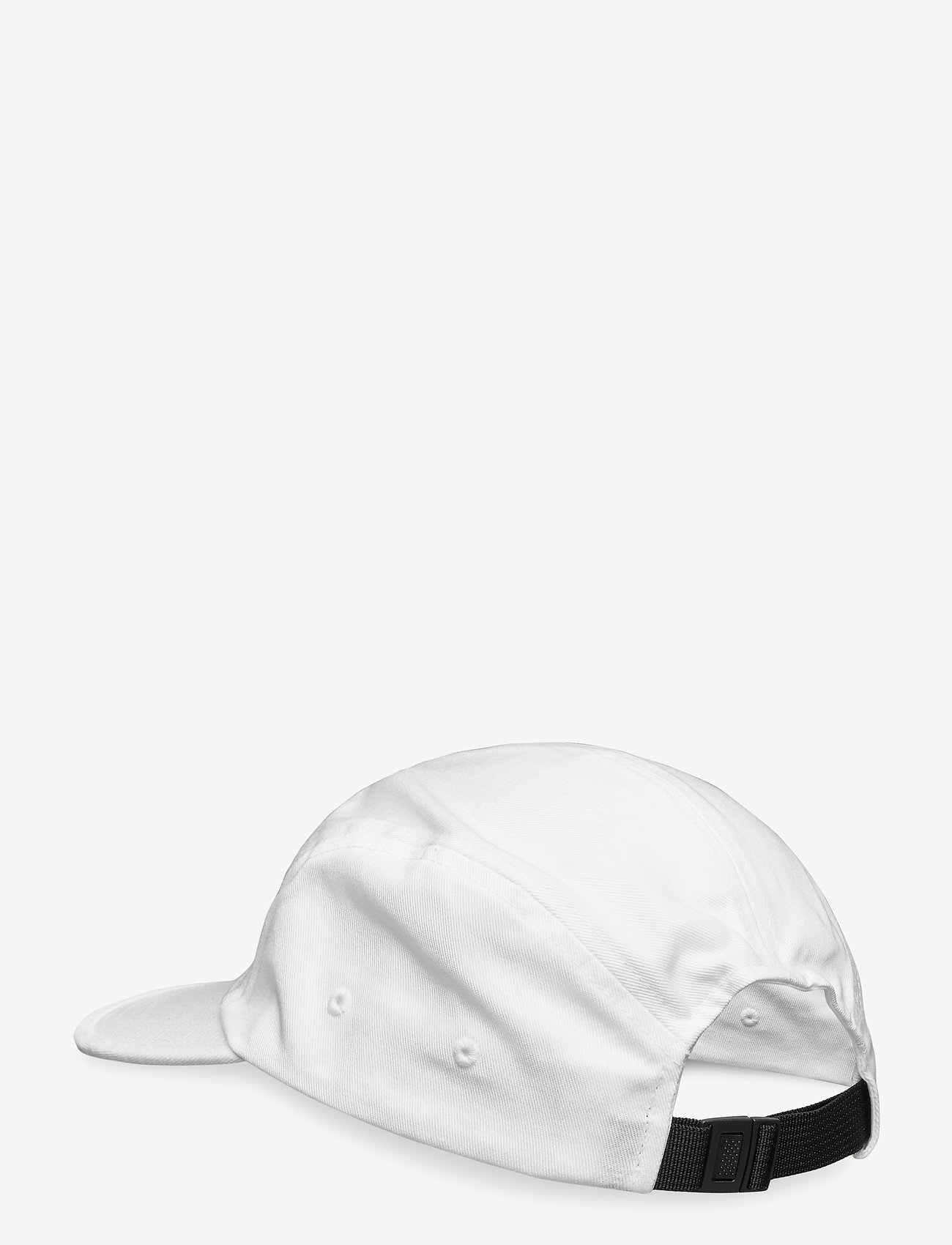 Calvin Klein - J PRINTED LOGO CAP M - petten - bright white - 1