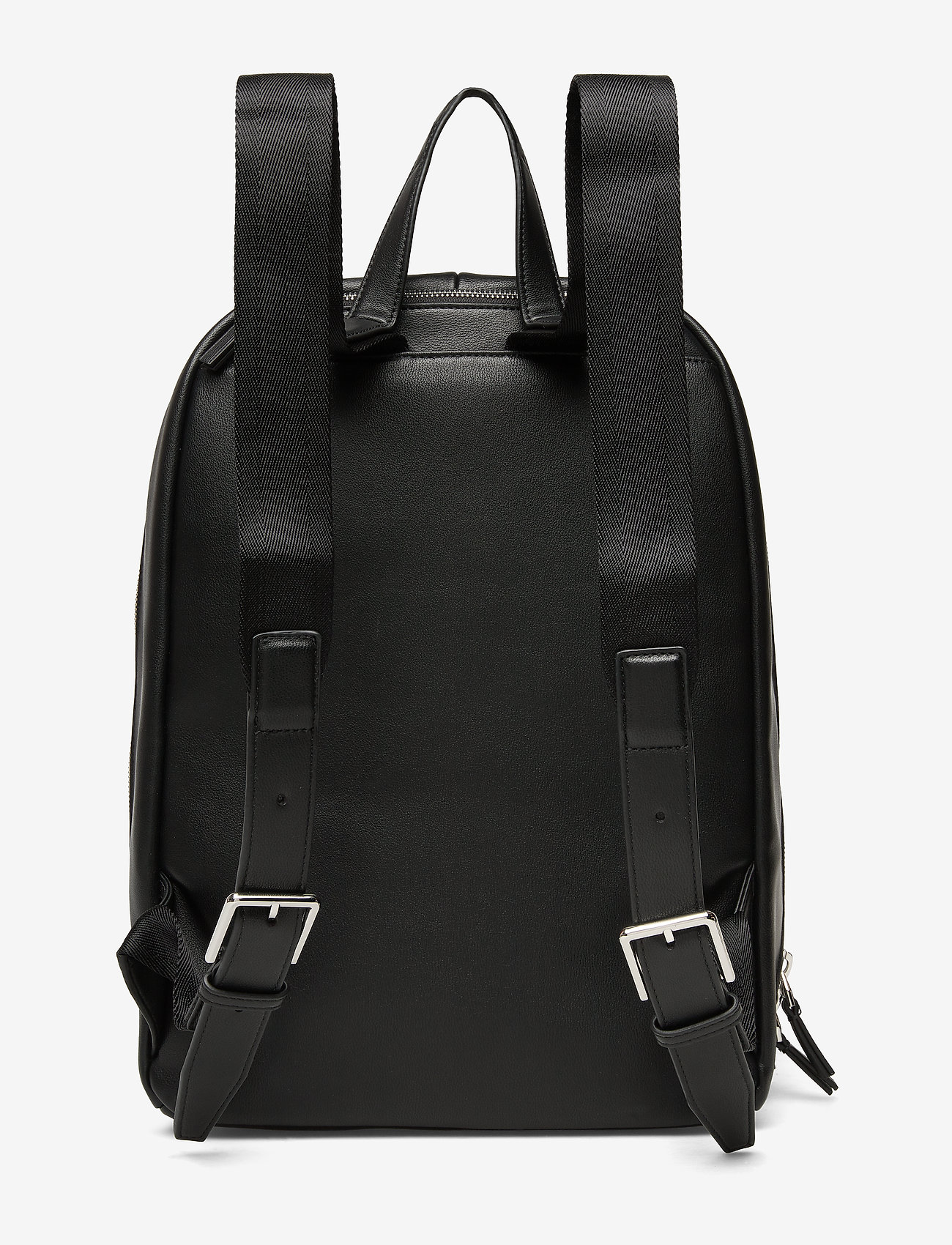 Ny Shaped Round Backpack (Black) - Calvin Klein ZrnLKy