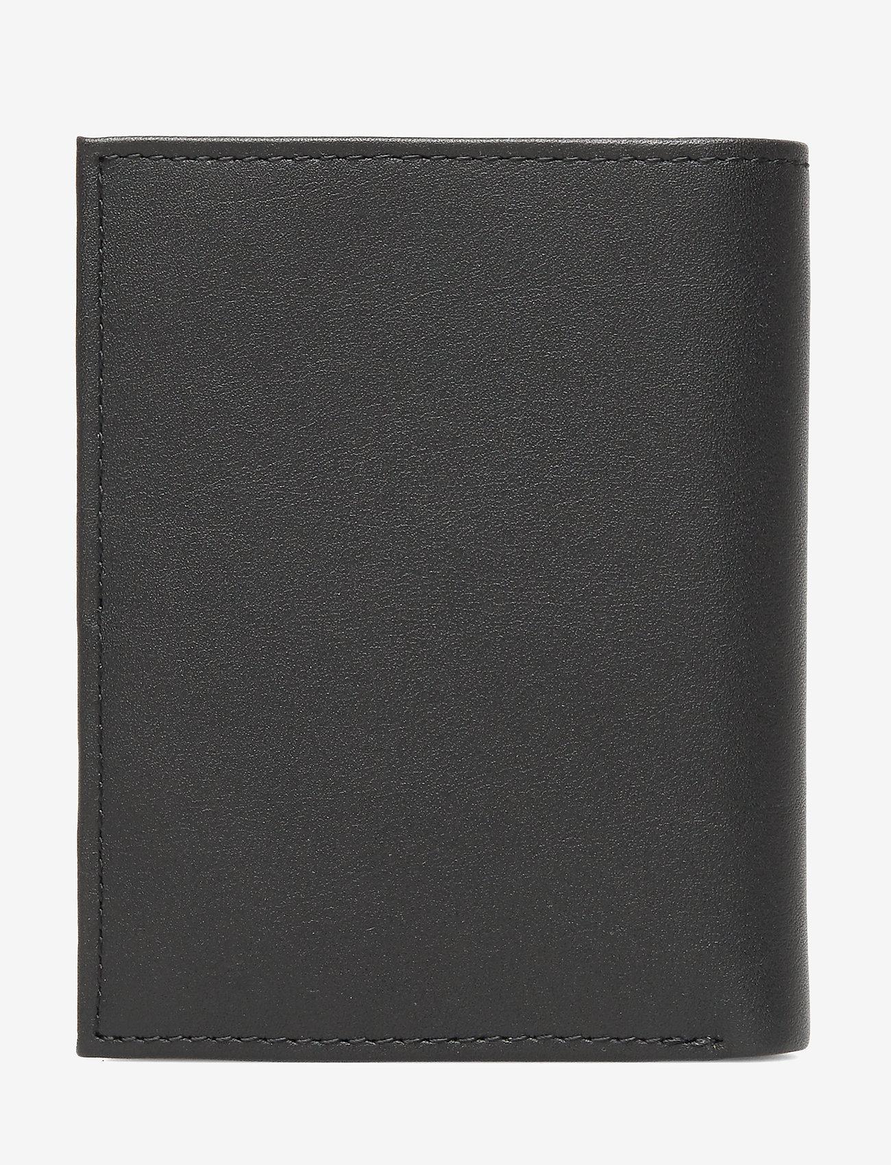 Calvin Klein - NY SHAPED FLAT 6CC - portefeuille classique - black - 1
