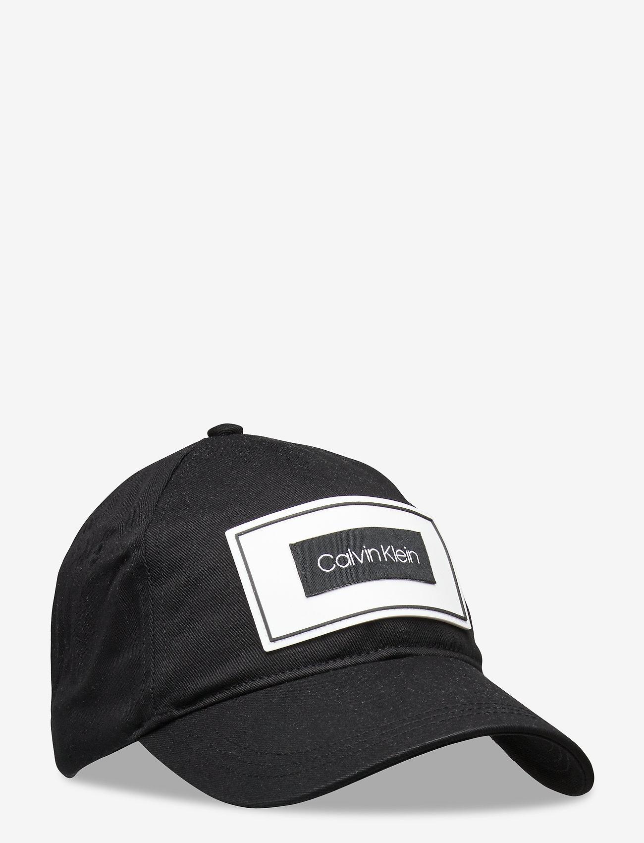 Calvin Klein - MULTI PATCH BB CAP - petten - black - 0