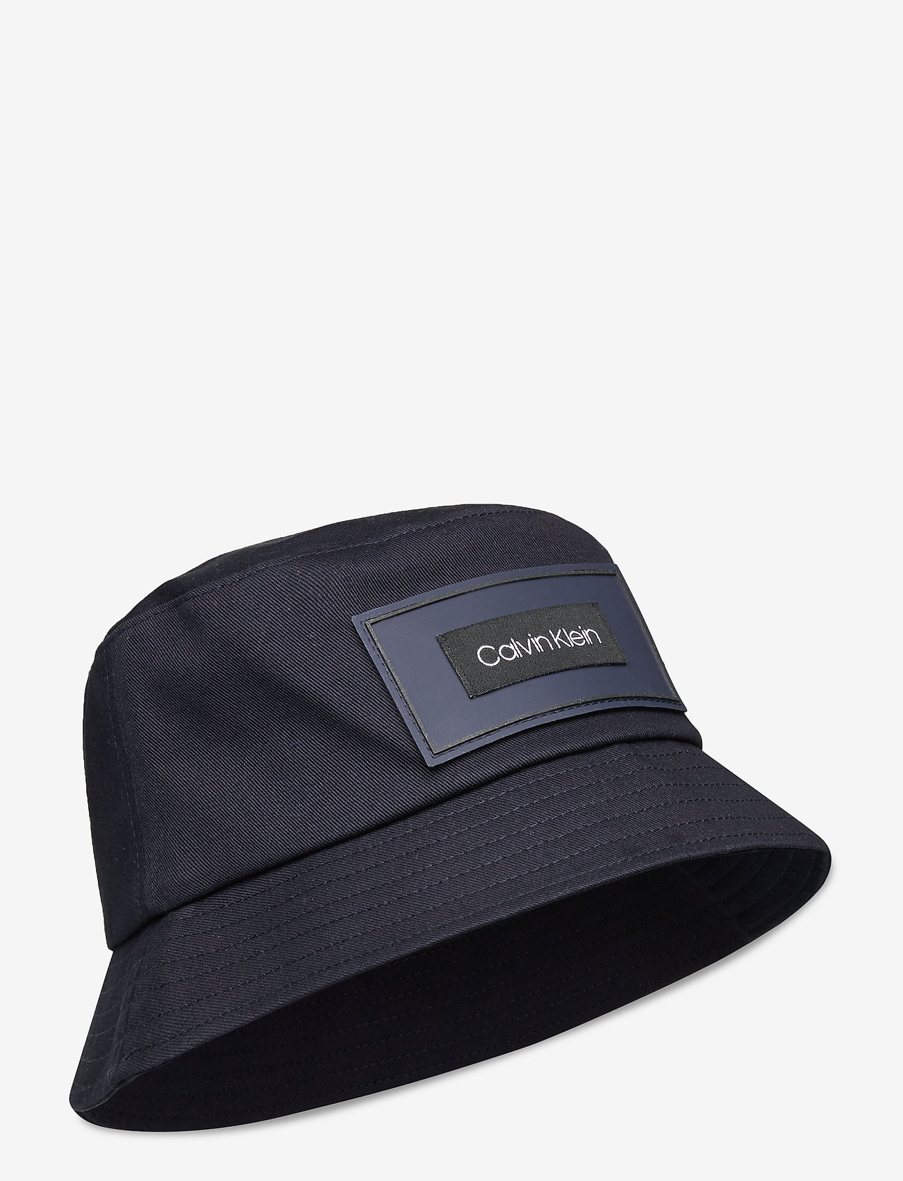 Calvin Klein - MULTI PATCH BUCKET - bucket hats - ck navy - 0