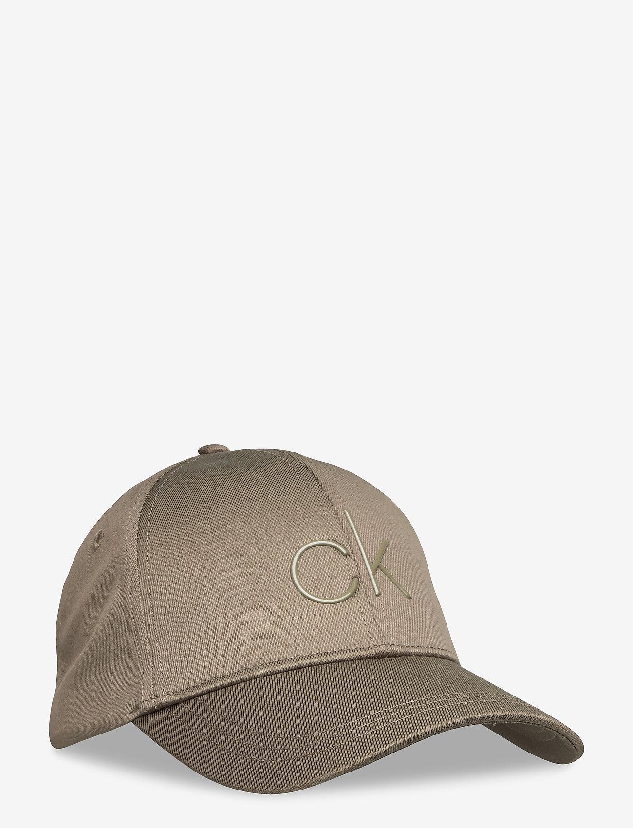 Calvin Klein - CK TPU BB CAP - petten - dark olive - 0