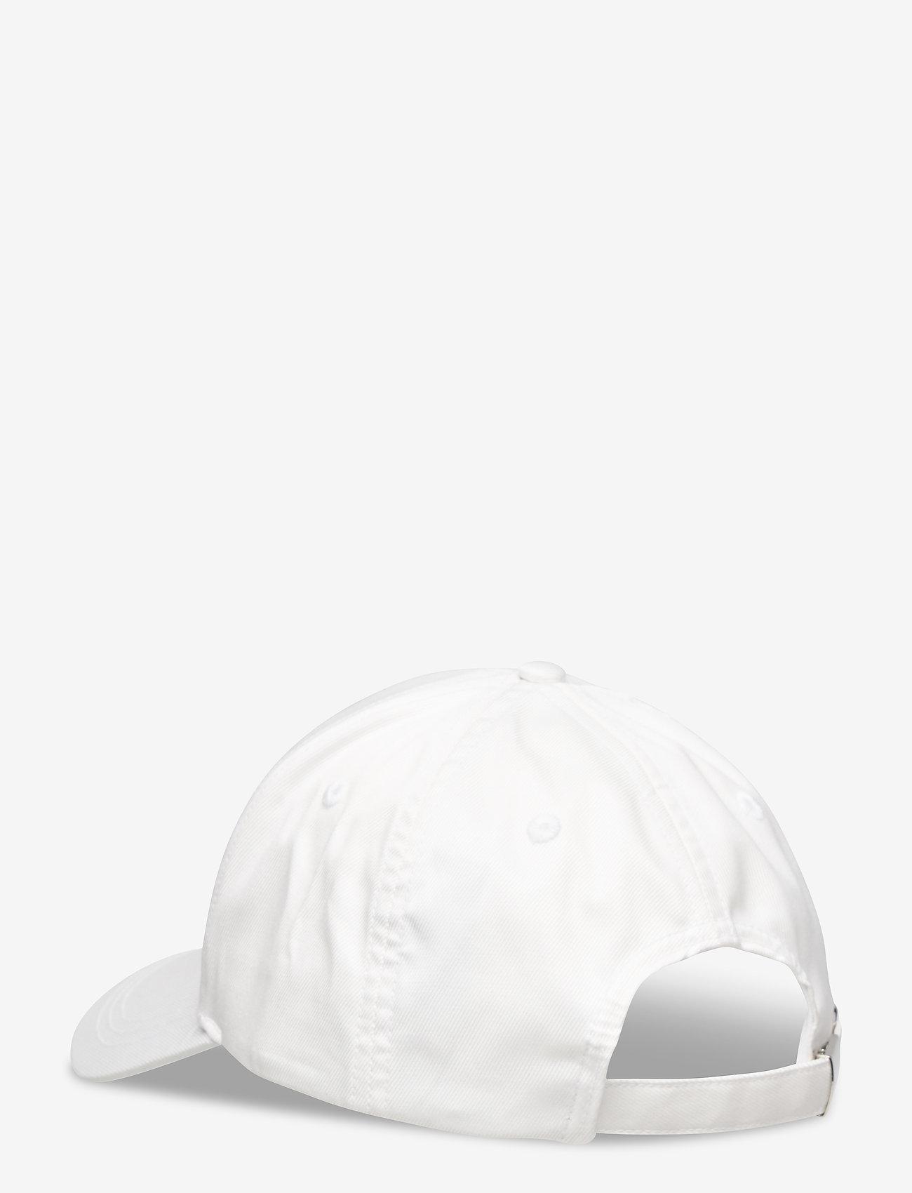 Calvin Klein - CK TPU BB CAP - caps - white - 1
