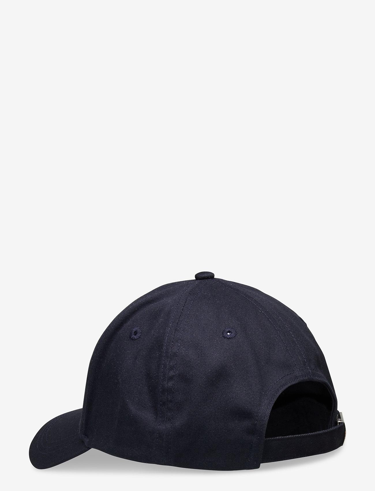 Calvin Klein - CALVIN EMBROIDERY BB CAP - caps - ck navy - 1