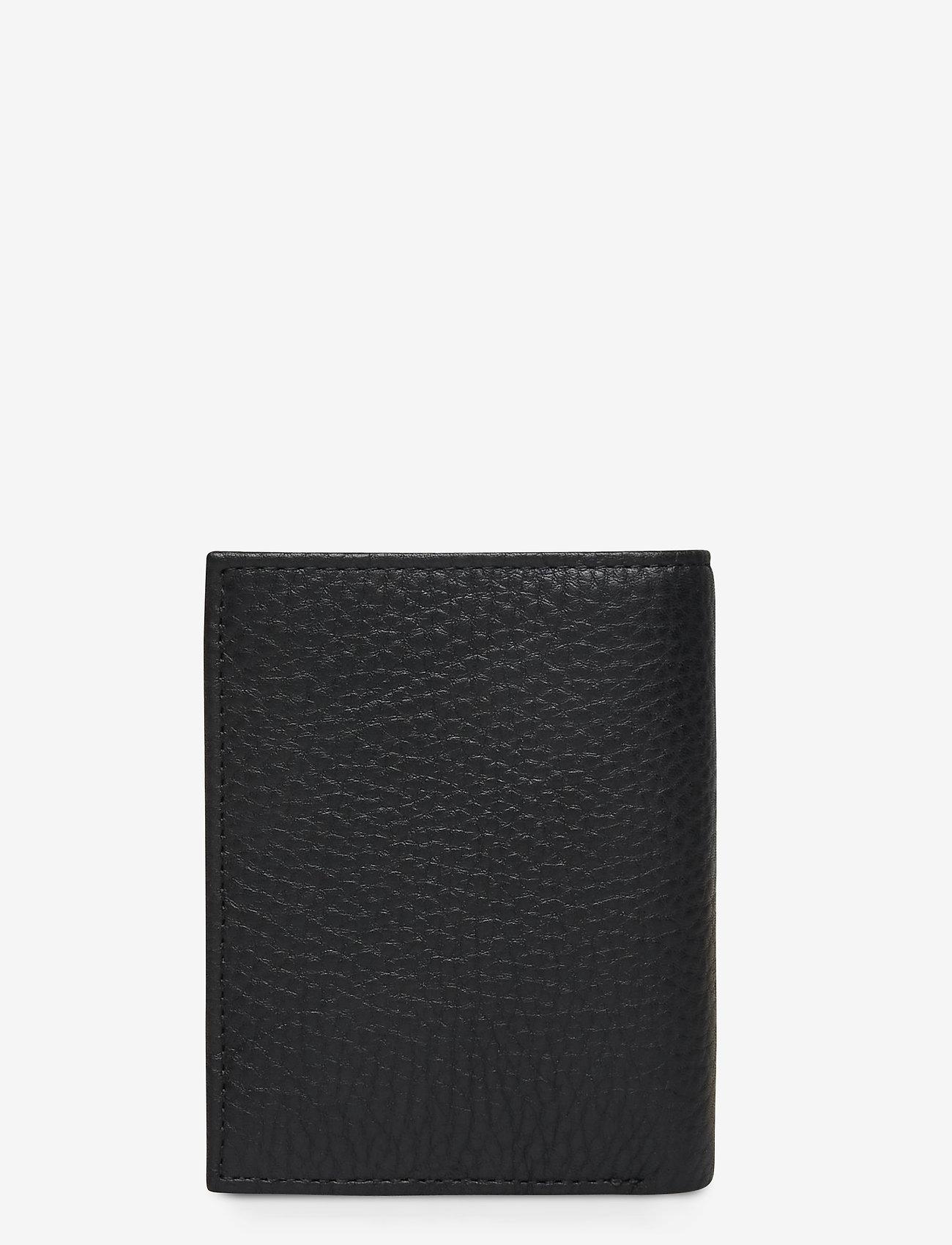 Calvin Klein - CK QT POCKET MINI 6CC - wallets - black - 1