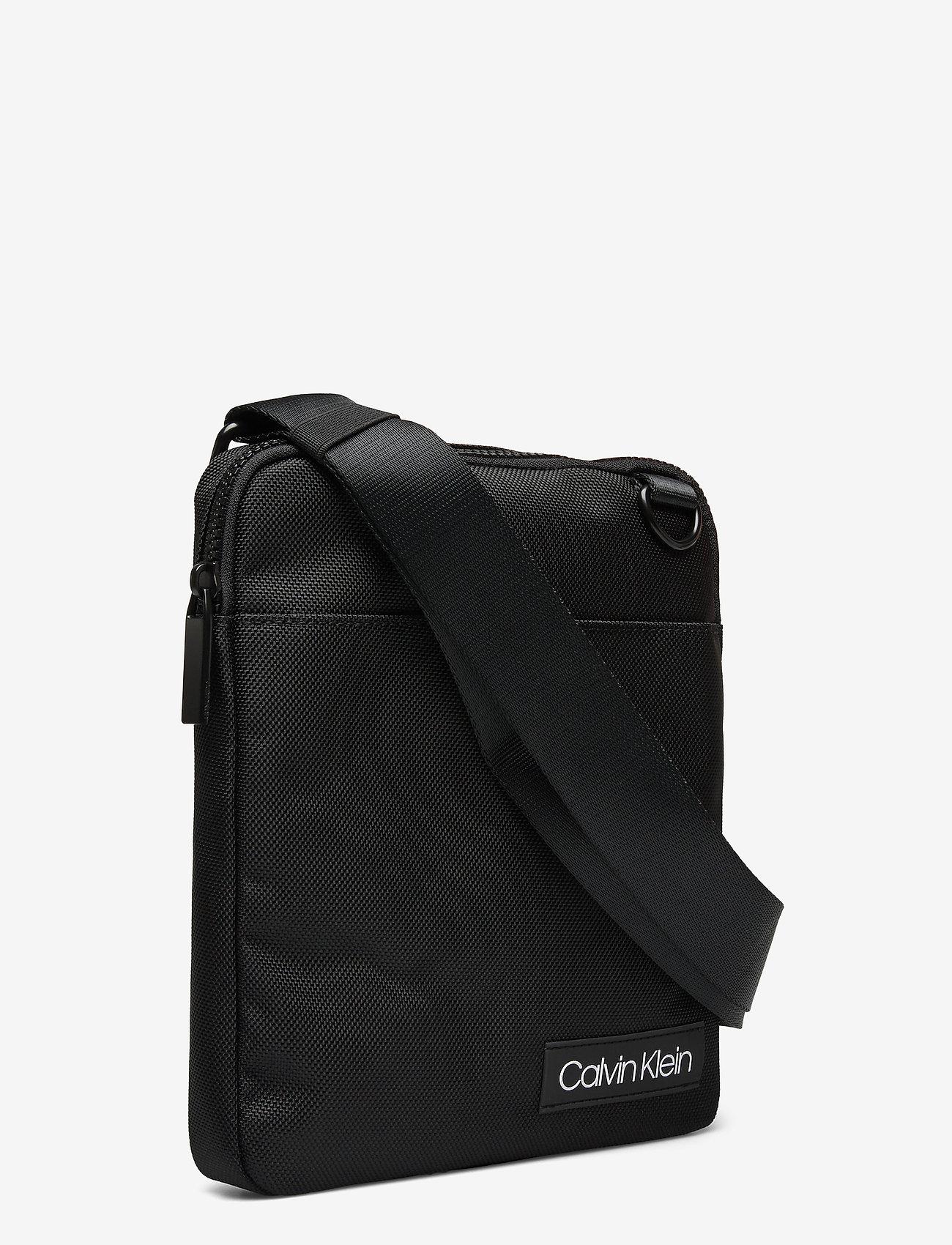 Calvin Klein - ULTIMATE NYLON FLAT - sacs à bandoulière - black - 2