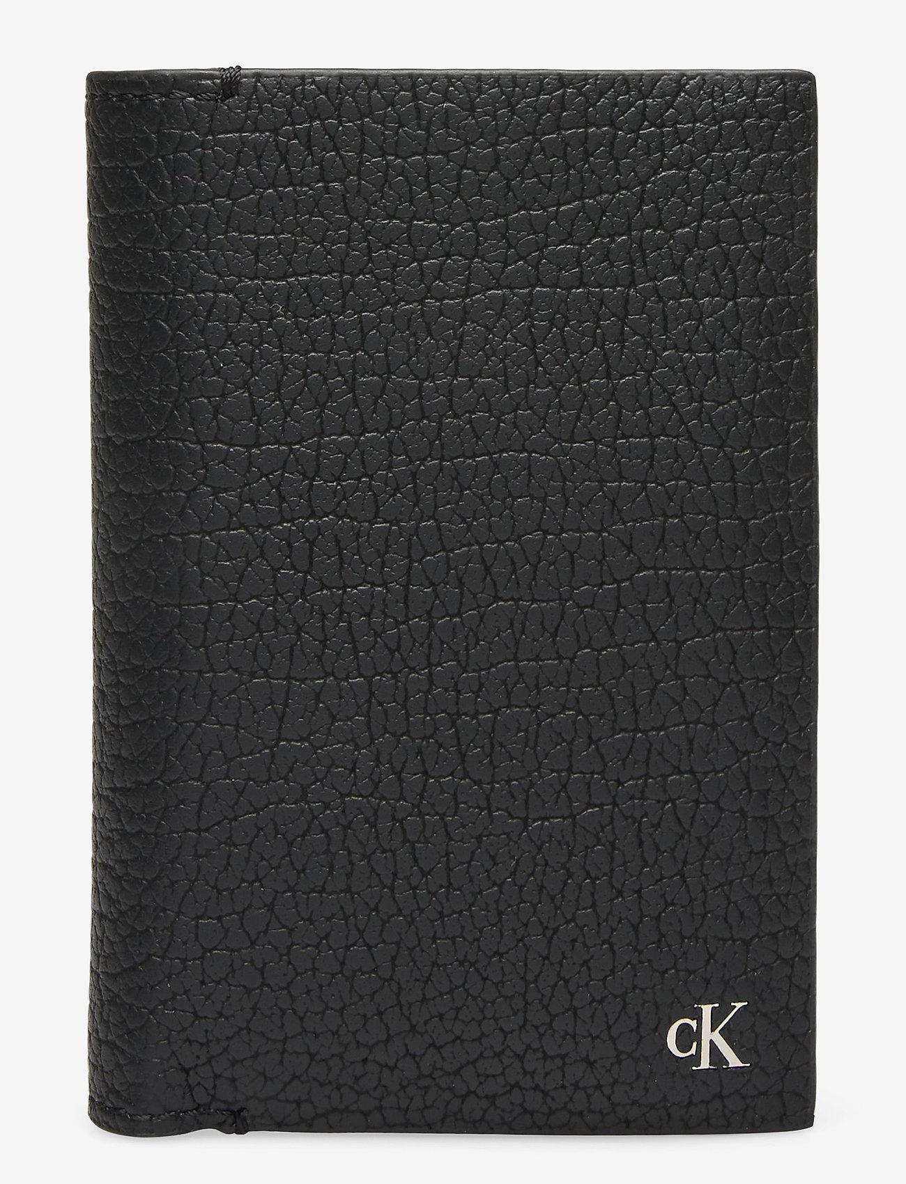 Calvin Klein - N/S BILLFOLD - beurzen - black - 0