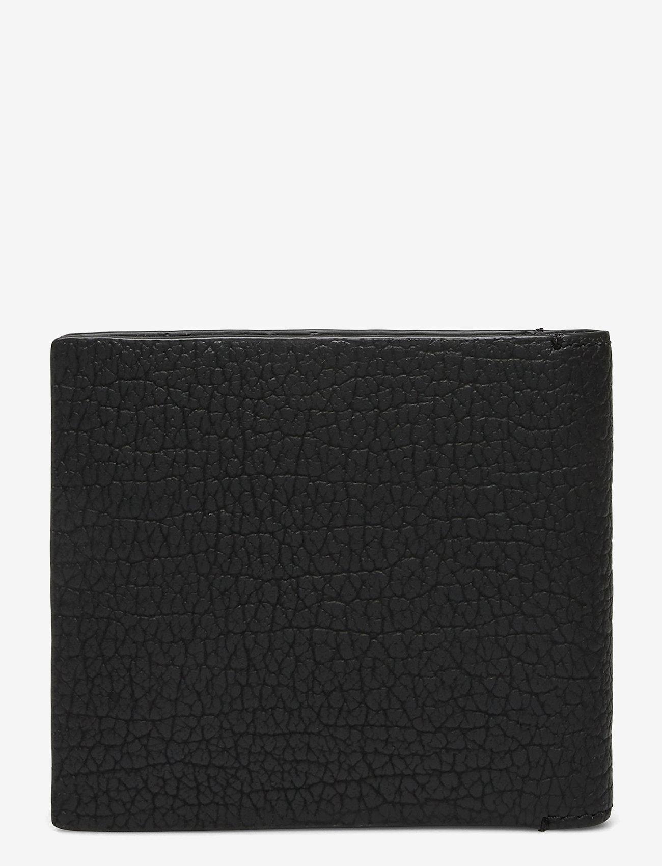 Calvin Klein - BILLFOLD W/COIN - beurzen - black - 1