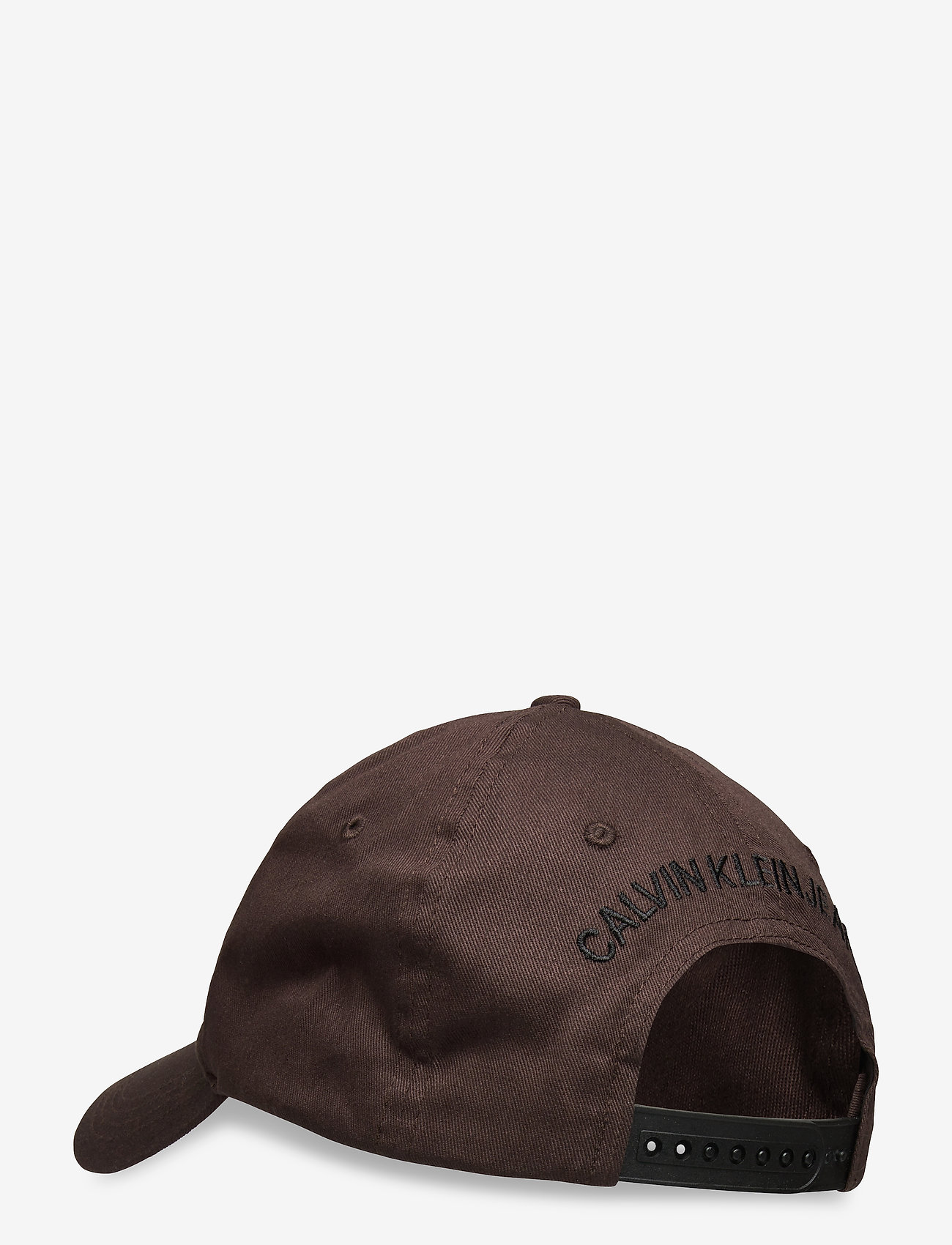 Calvin Klein - CKJ ESSENTIALS CAP - caps - bitter brown - 1