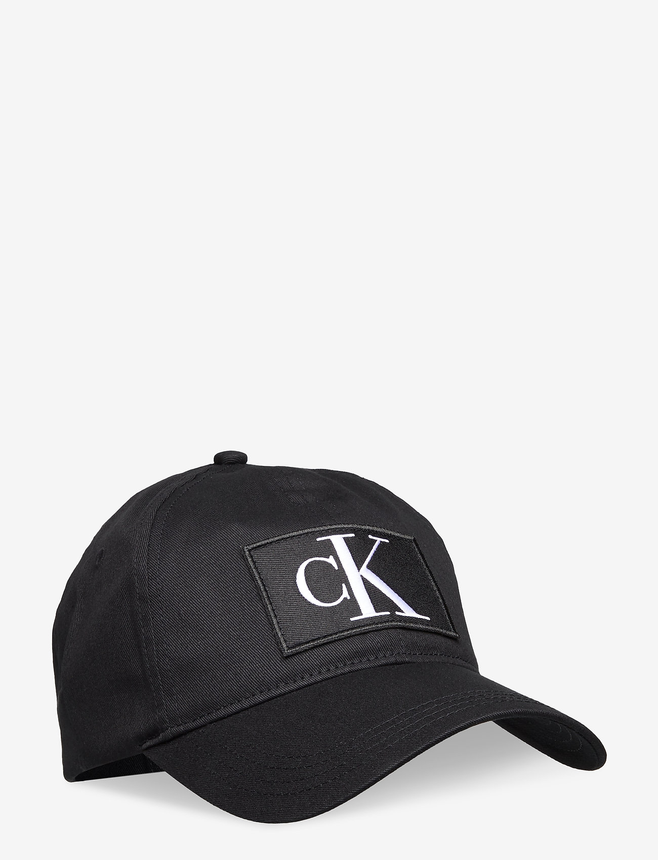 Calvin Klein - CKJ ESSENTIALS CAP - caps - black - 0
