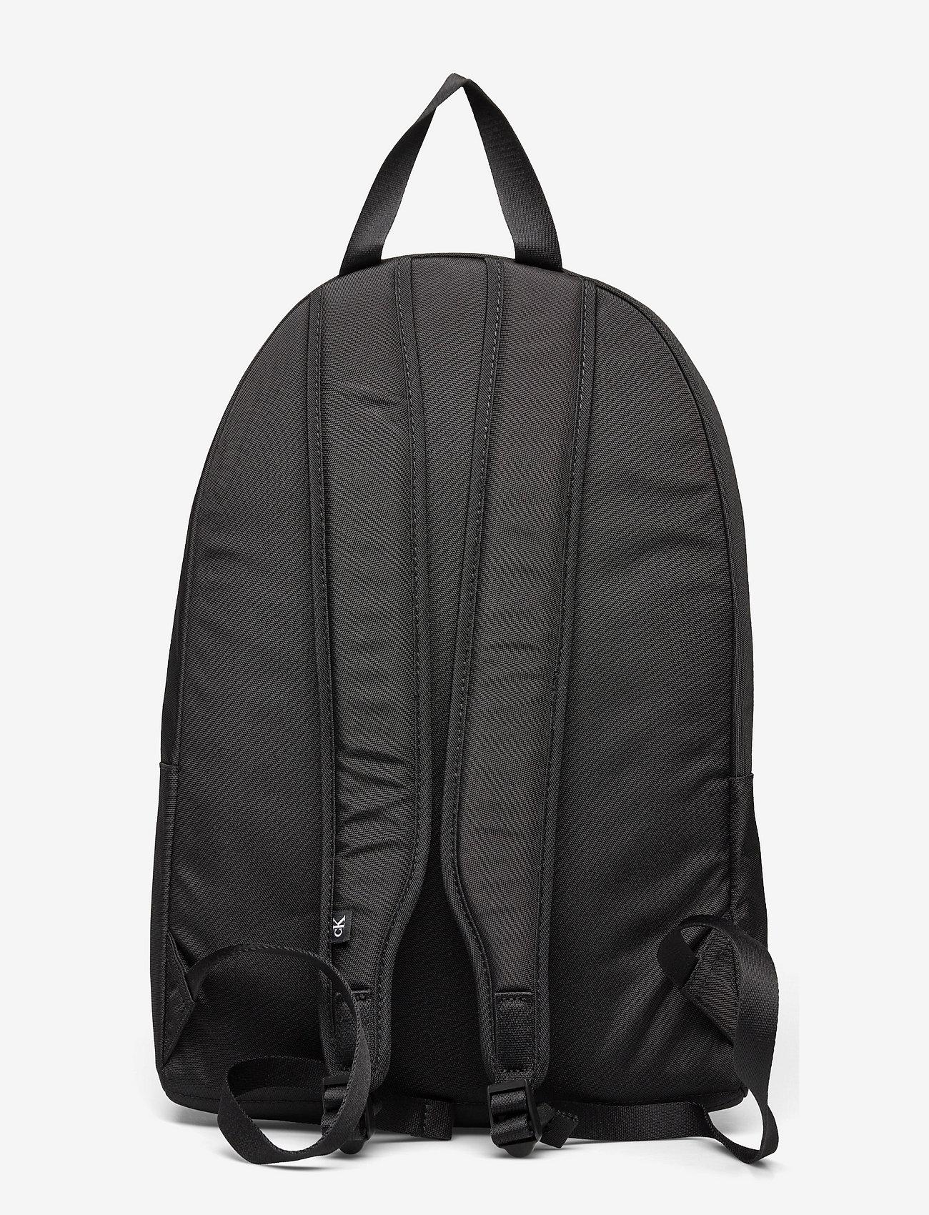Calvin Klein - CAMPUS BP 43 GLOW - torby - black - 1
