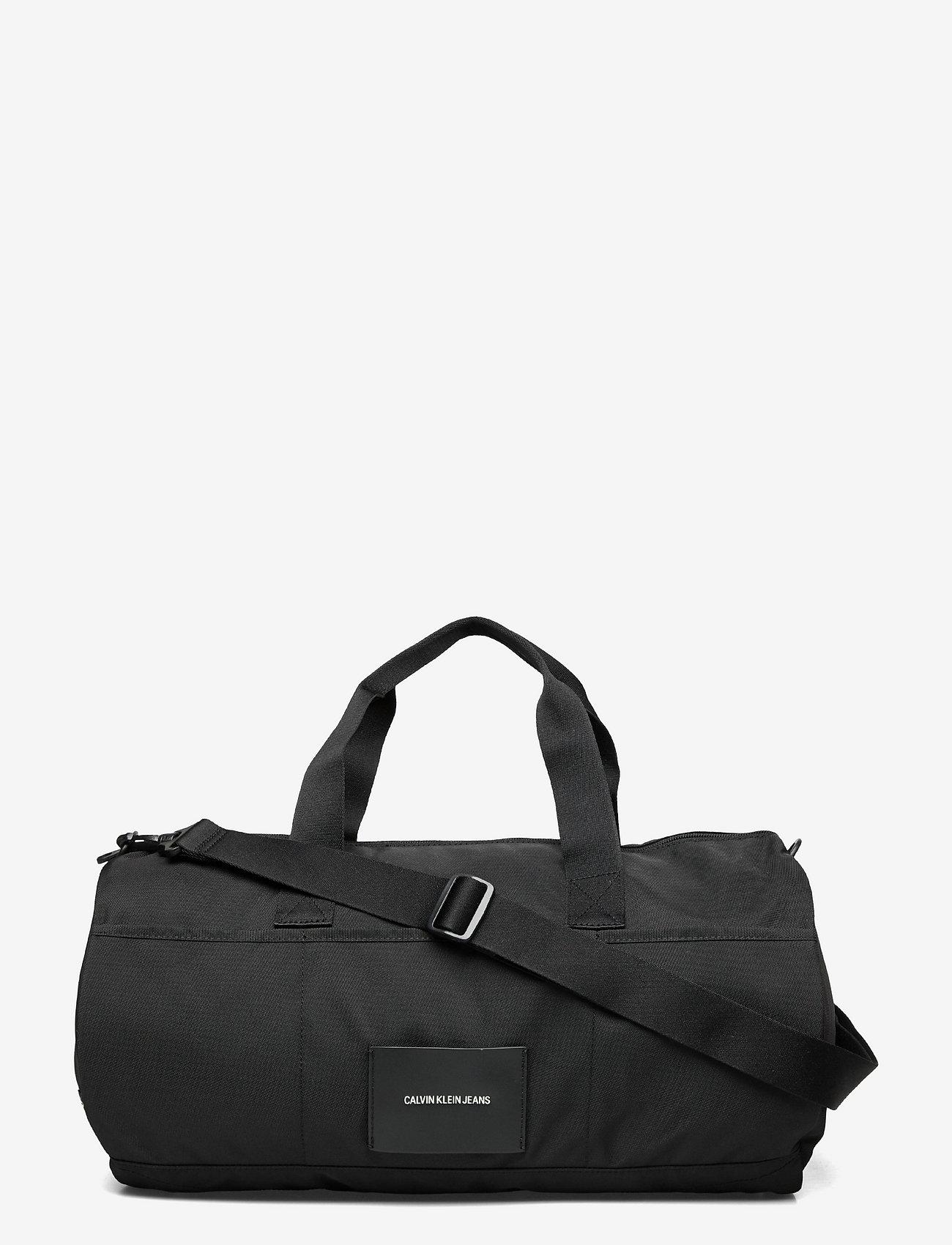 Calvin Klein - SPORT ESSENTIAL DUFFLE INST - gymtassen - black - 0