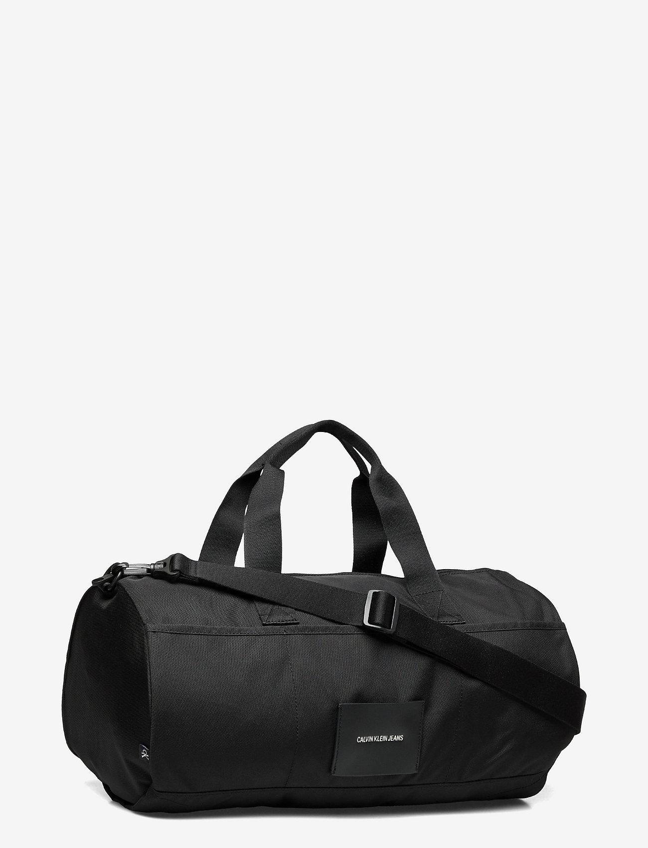 Calvin Klein - SPORT ESSENTIAL DUFFLE INST - gymtassen - black - 2