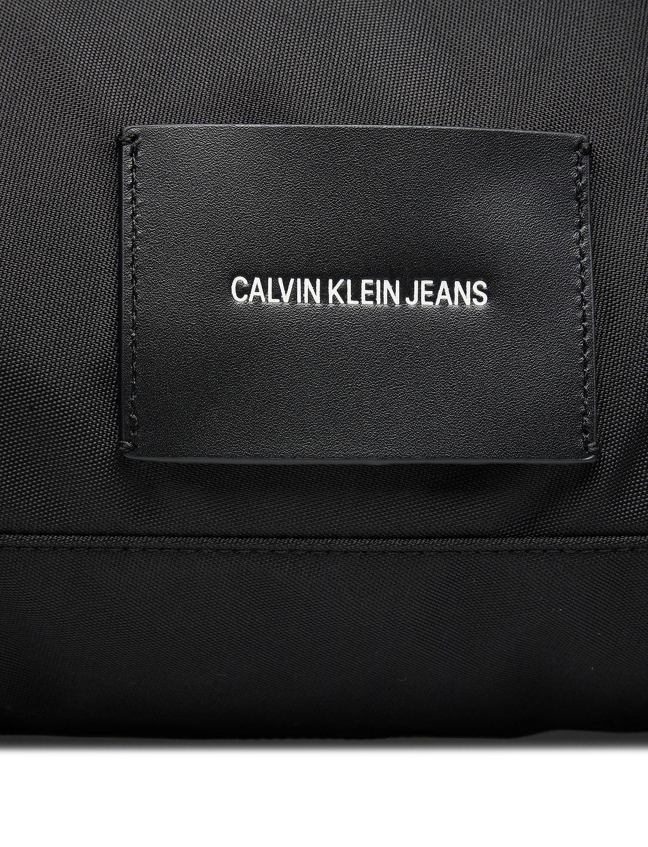 Calvin Klein - SPORT ESSENTIAL DUFFLE INST - gymtassen - black - 3