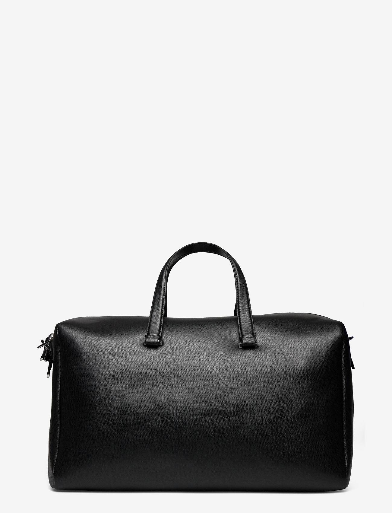 Calvin Klein - MINIMALISM WEEKENDER - gym bags - ck black - 1