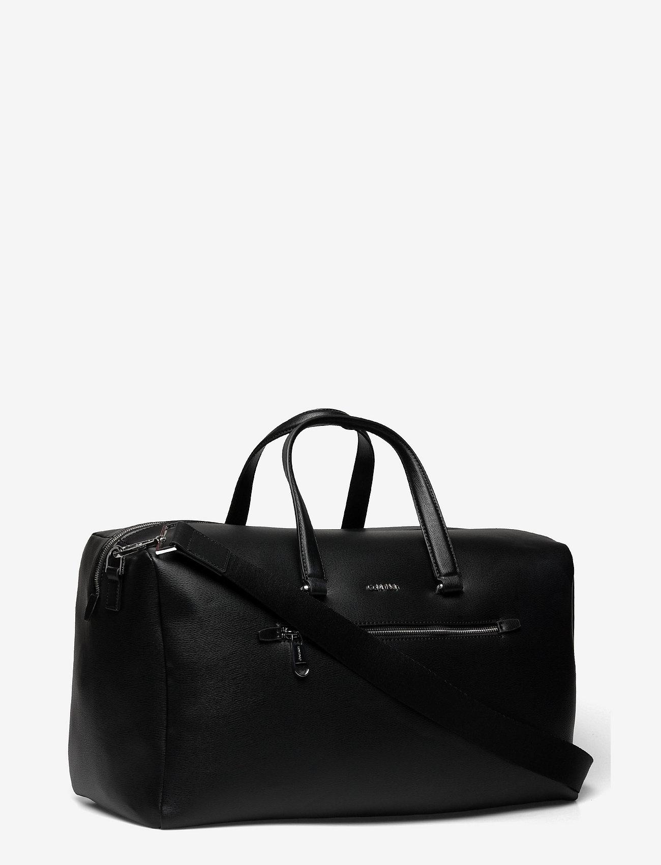 Calvin Klein - MINIMALISM WEEKENDER - gym bags - ck black - 2