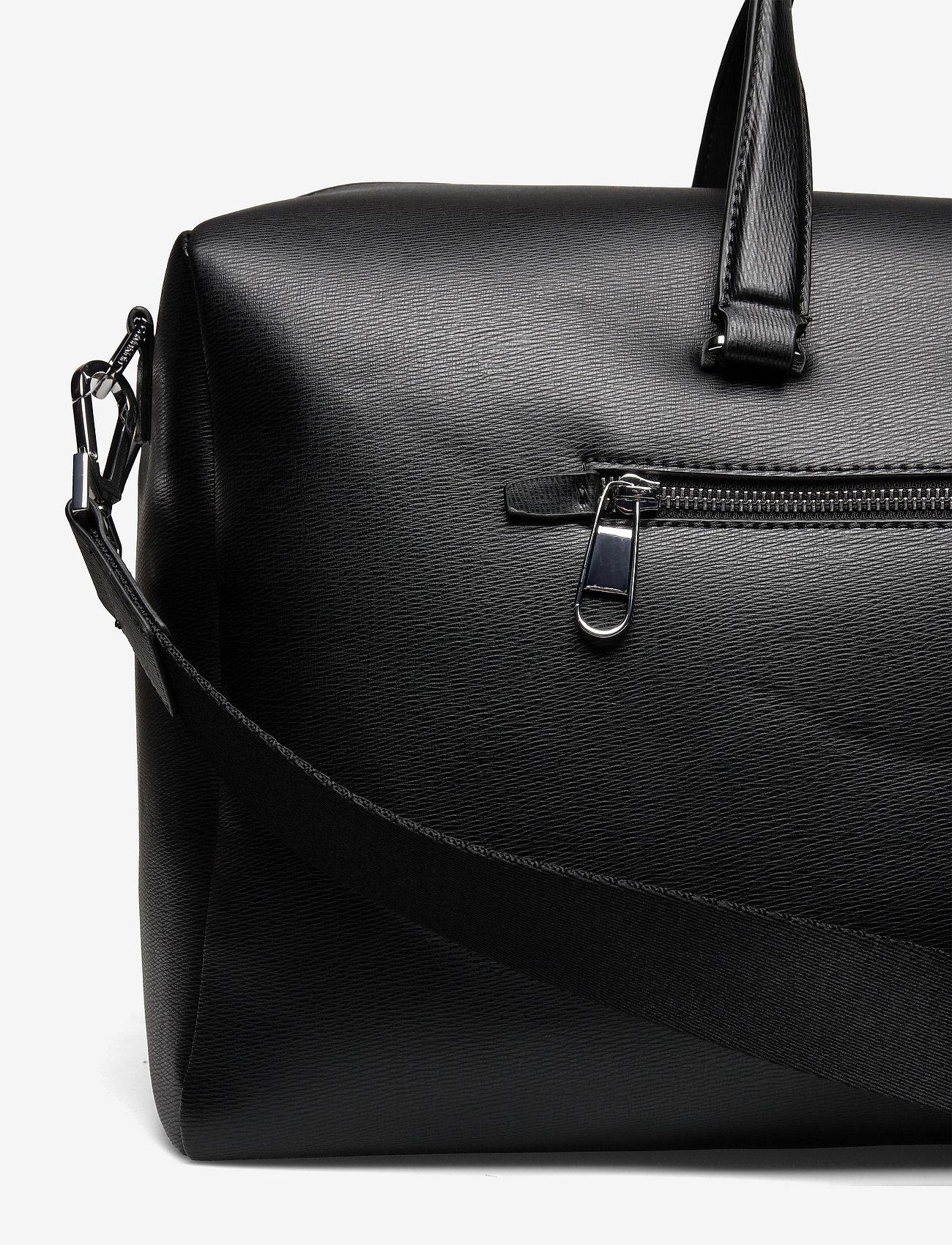 Calvin Klein - MINIMALISM WEEKENDER - gym bags - ck black - 3
