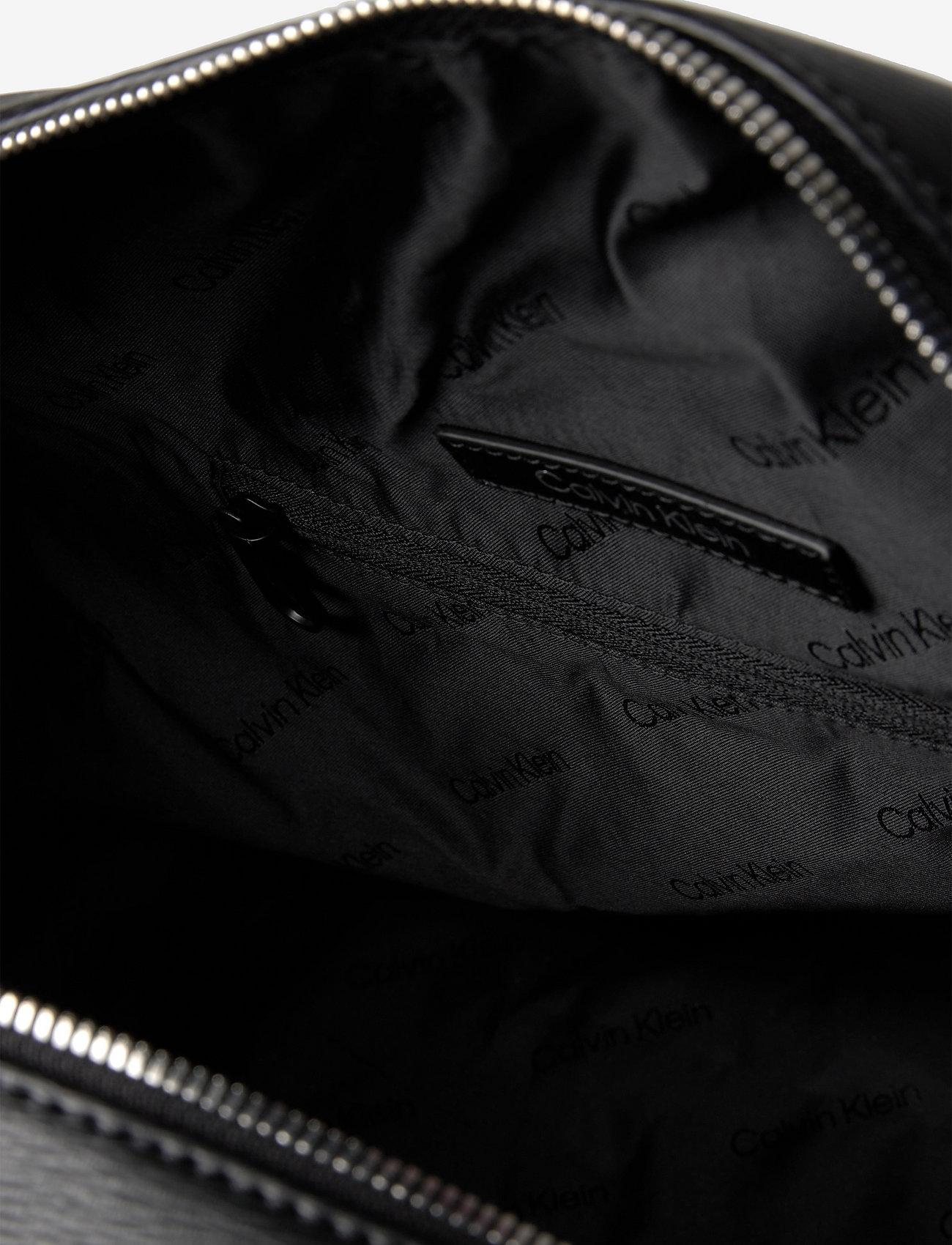 Calvin Klein - MINIMALISM WEEKENDER - gym bags - ck black - 4
