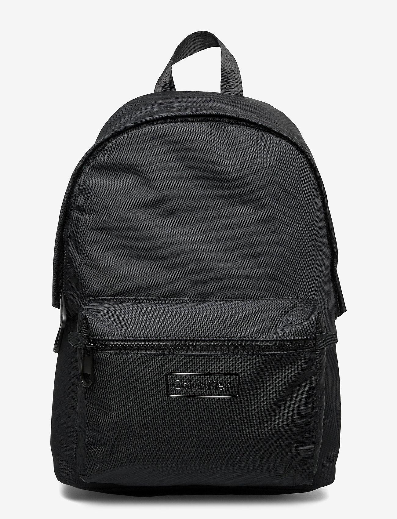 Calvin Klein - CK CODE CAMPUS BP - tassen - ck black - 0