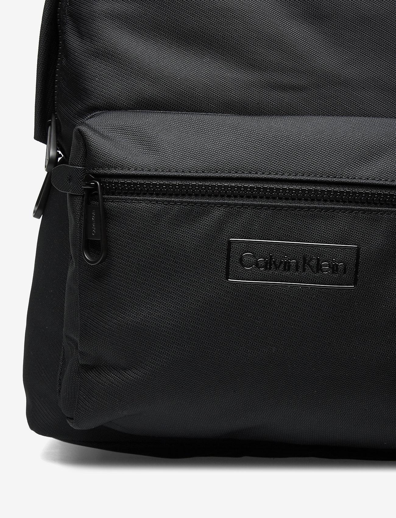 Calvin Klein - CK CODE CAMPUS BP - tassen - ck black - 3