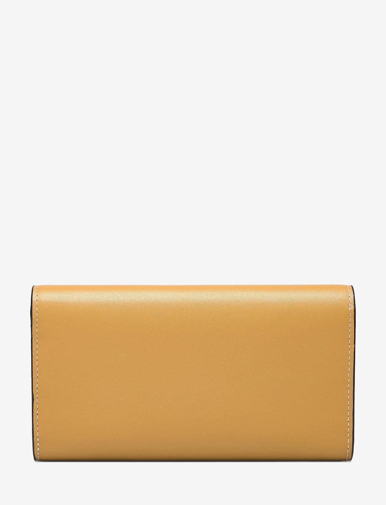 Calvin Klein - LOCK TRIFOLD - beurzen - barley - 1