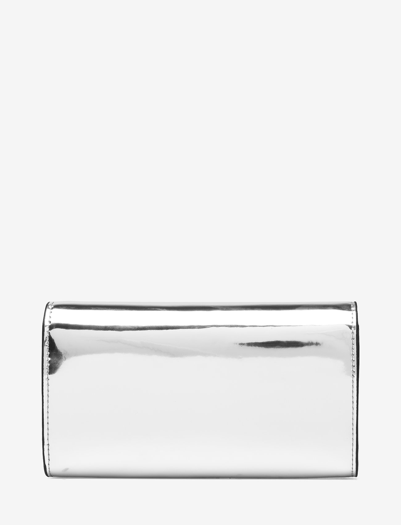 Calvin Klein - LOCK TRIFOLD S - beurzen - silver - 1