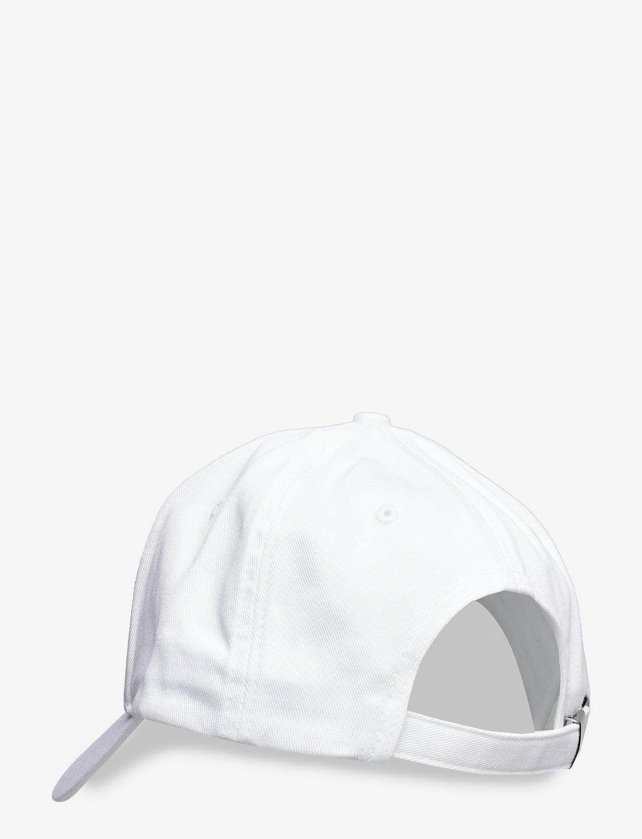 Calvin Klein - NY CAP - kasketter - white