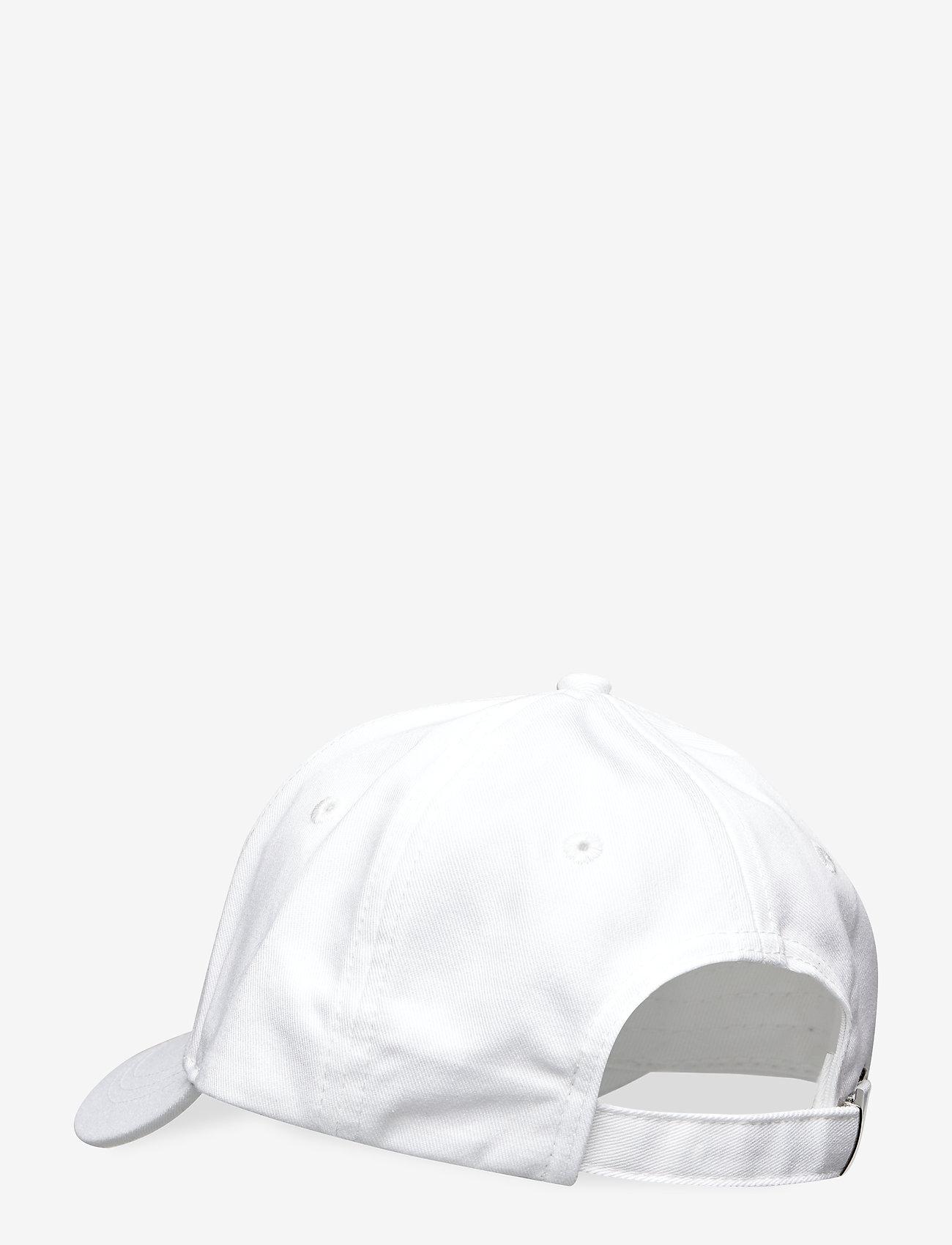 Calvin Klein - BB CAP - casquettes - white - 1
