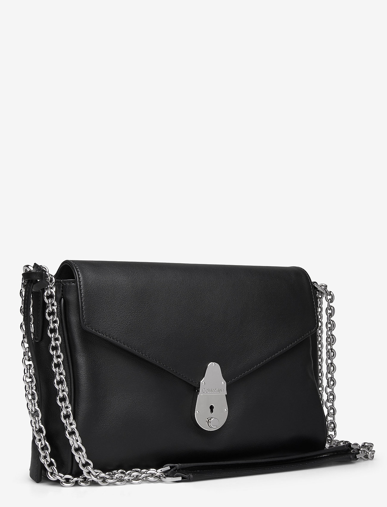 Calvin Klein Shoulder Bag Md - Portés Travers Black