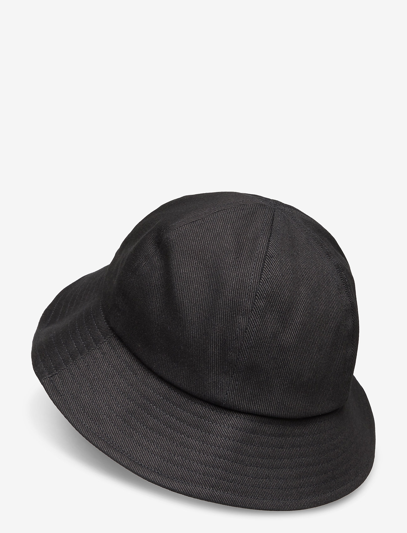 Calvin Klein - METAL SAFARI HAT - bucket hats - black - 1