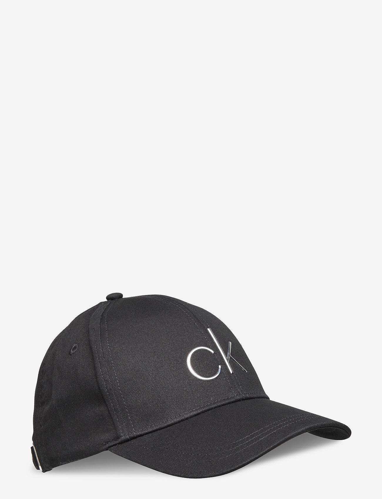 Calvin Klein - CK TPU BB CAP - caps - black - 0