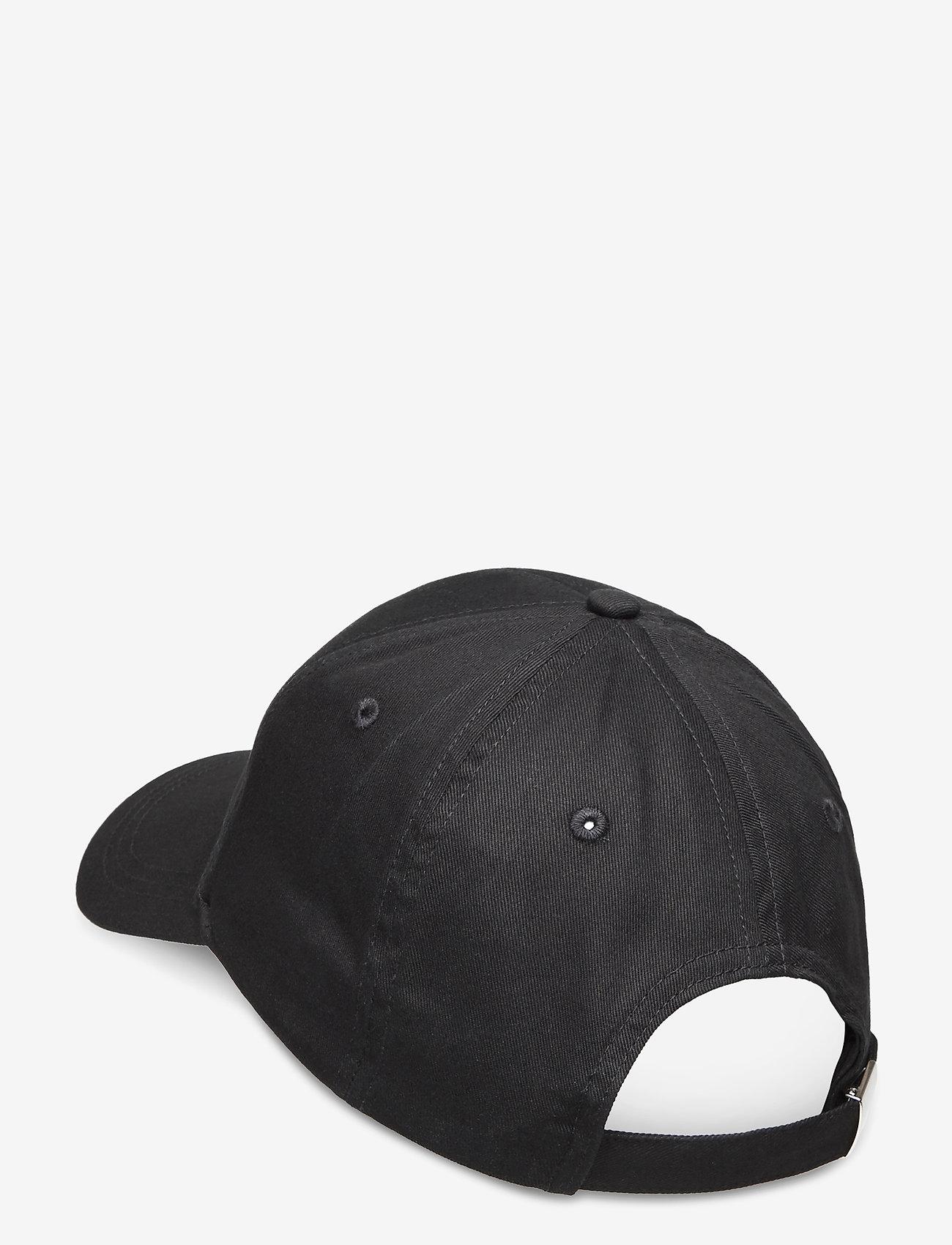 Calvin Klein Ck Tpu Bb Cap - Bonnets & Casquettes Black
