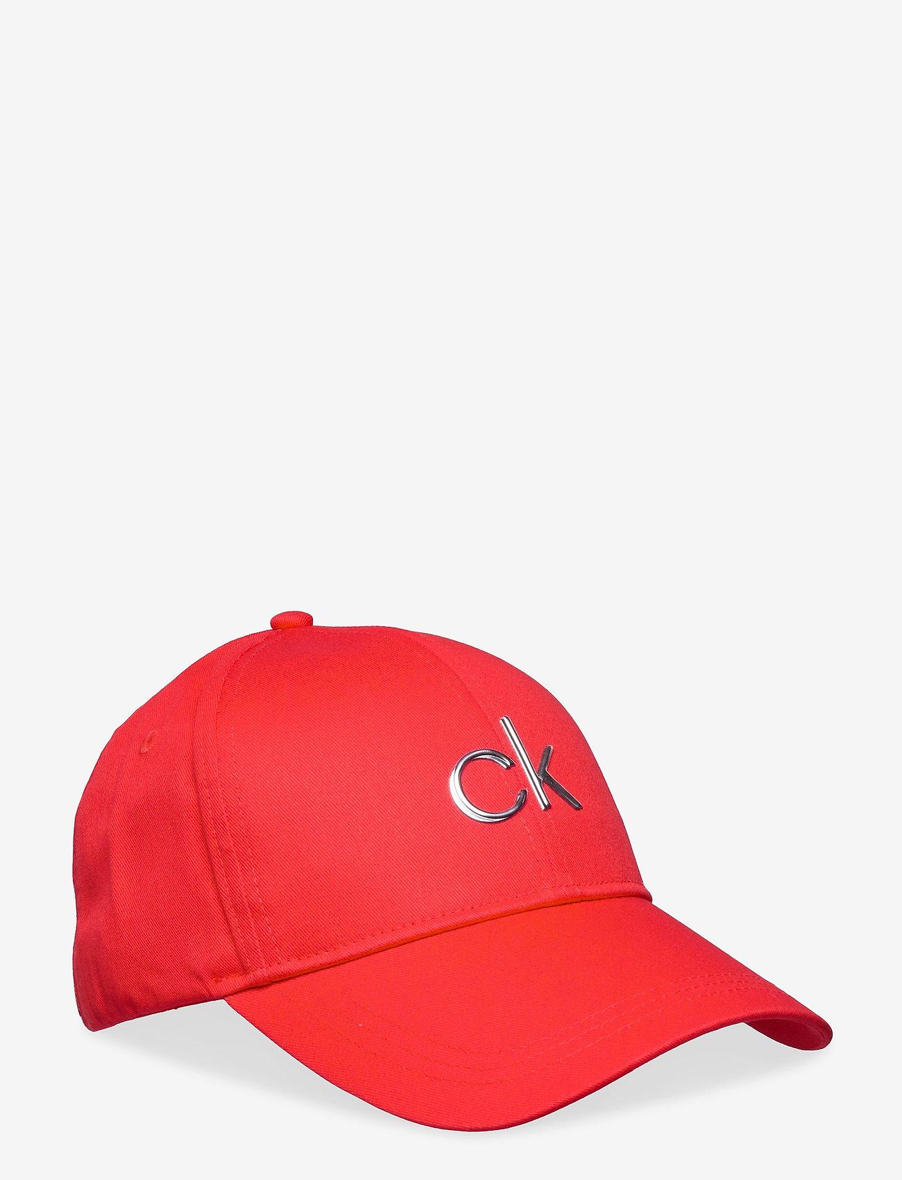 Calvin Klein - BB CAP - vibrant coral - 0