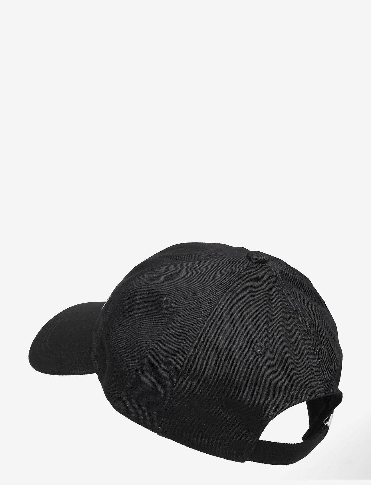 Calvin Klein - BB CAP - kepsar - ck black - 1