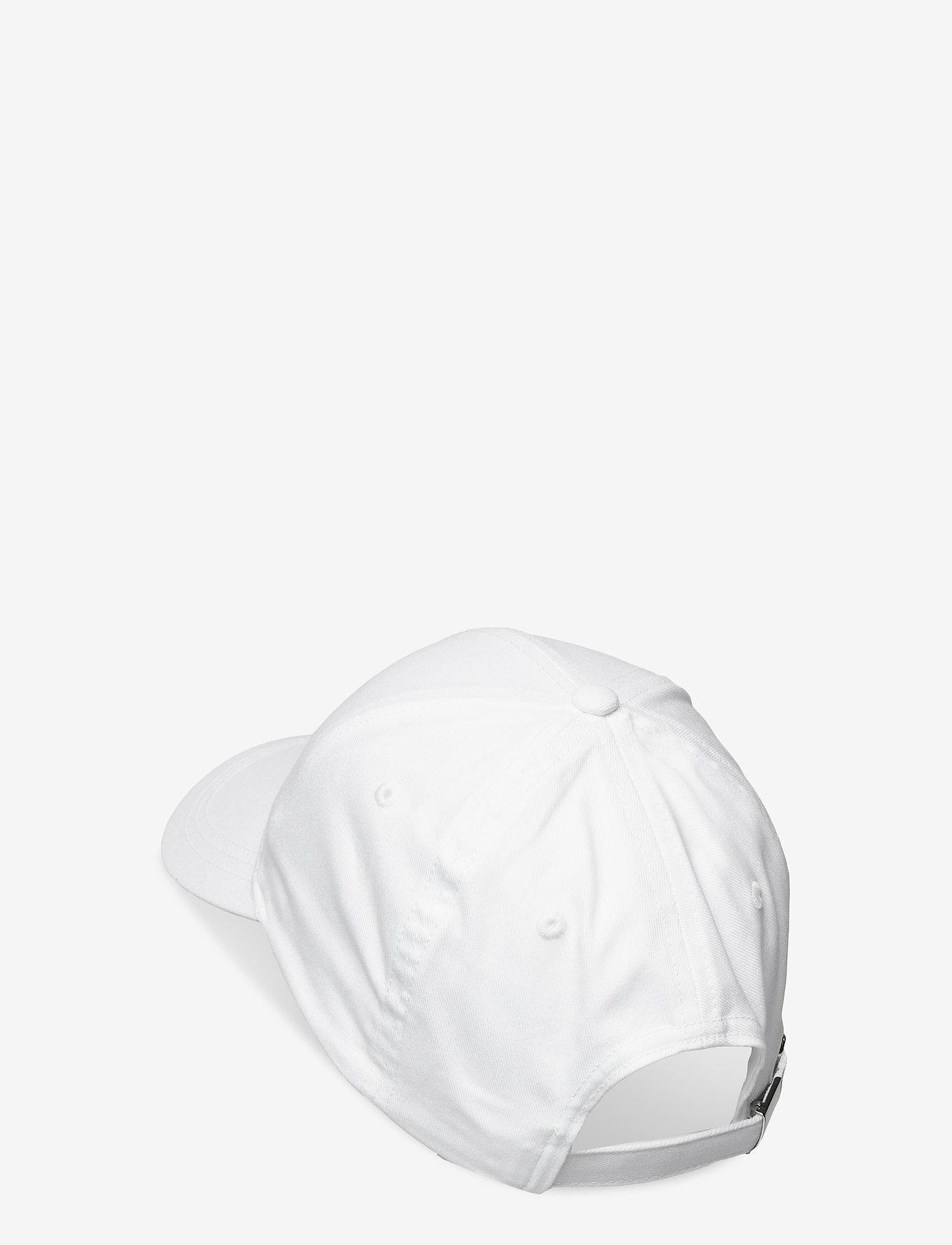 Calvin Klein - RE-LOCK BB CAP - kasketter - ck white - 1