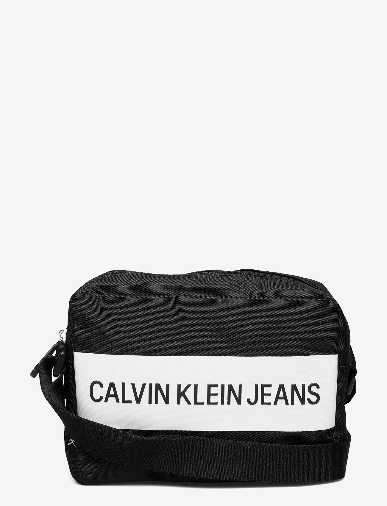 Calvin Klein - CAMERA BAG - tasker - black - 0