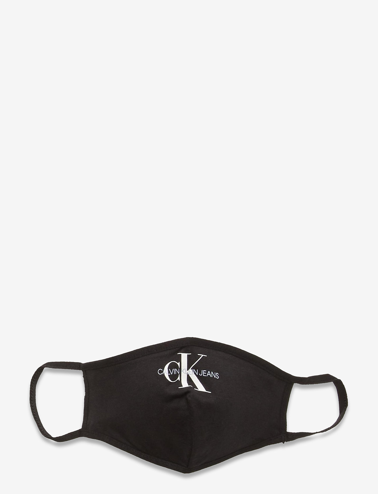 Calvin Klein - FACE COVER SINGLE MONO - gezicht maskers - black - 0