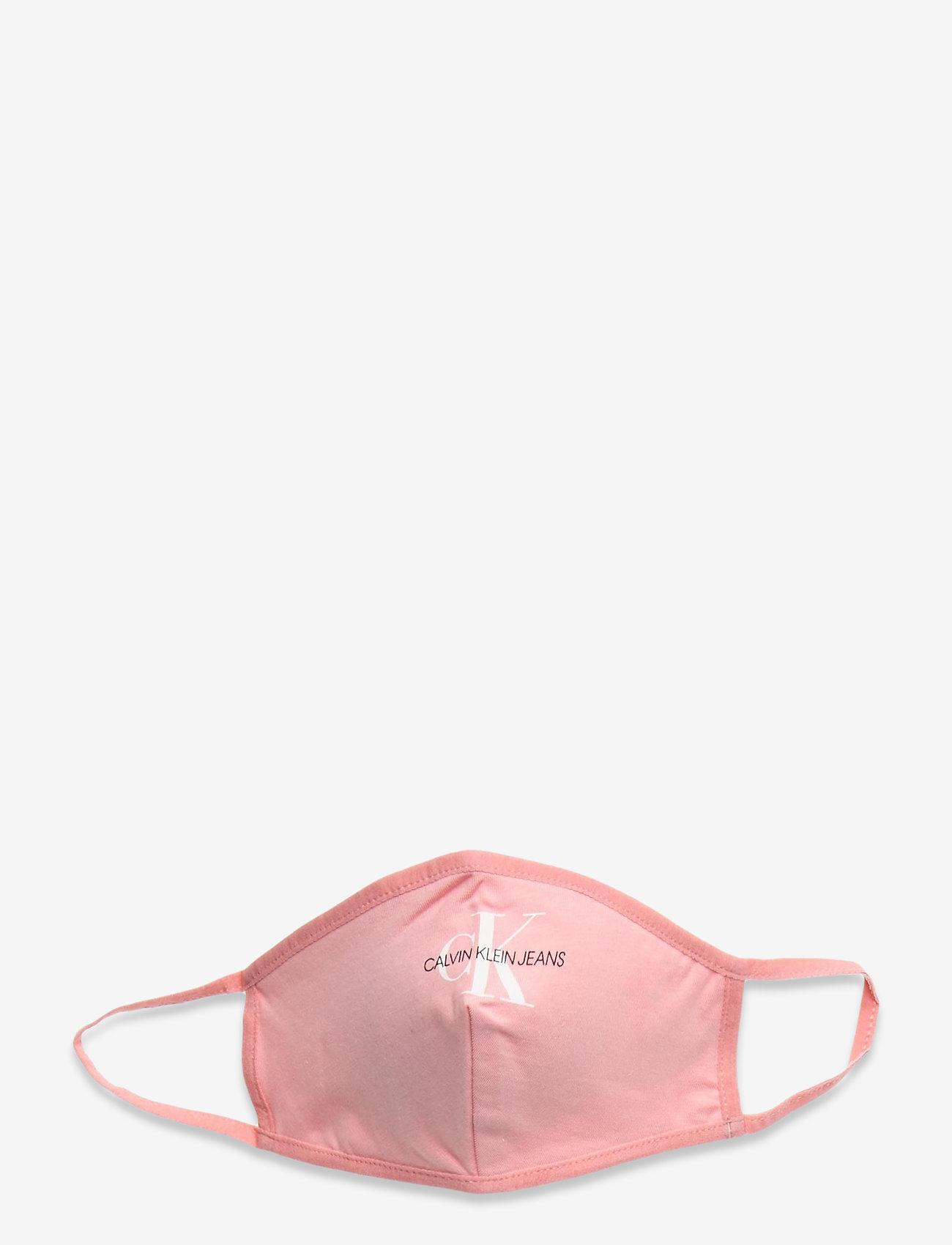 Calvin Klein - FACE COVER SINGLE MONO - gezicht maskers - soft berry - 0