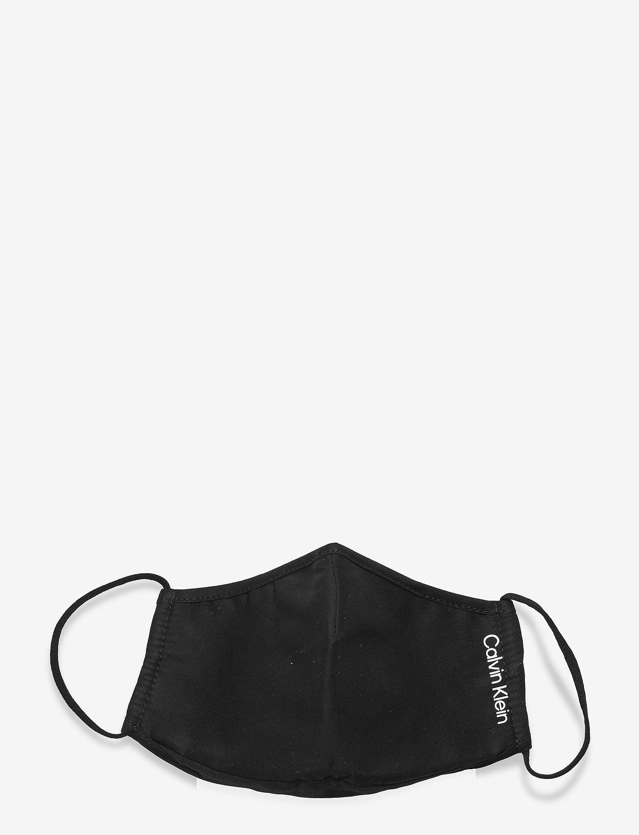 Calvin Klein - FACE COVER SINGLE - gezicht maskers - ck black - 0