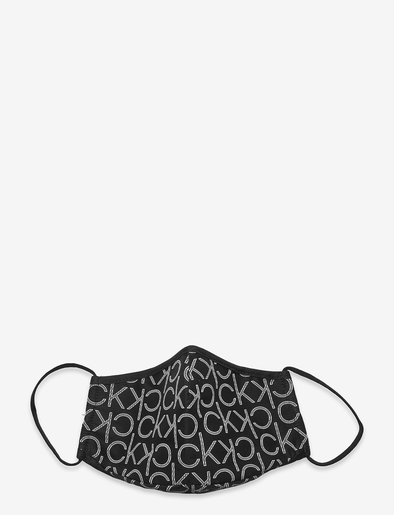 Calvin Klein - FACE COVER SINGLE MONO - gezicht maskers - black mono - 0