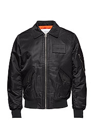 CWU FLIGHT JACKET - PERFECT BLACK