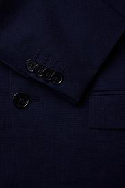 Calvin Klein - STRETCH WOOL SLIM SU - enkelknäppta kavajer - ink blue - 3