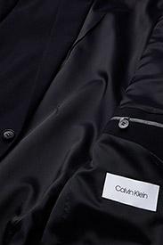 Calvin Klein - STRETCH WOOL SLIM SUIT BLAZER - single breasted blazers - midnight navy - 4