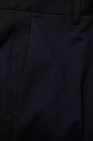 Calvin Klein - STRETCH WOOL SLIM SUIT PANT - suit trousers - midnight navy - 2