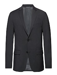 MODERN TEXTURED SUIT - FORGED IRON