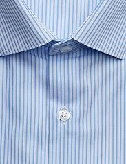 Calvin Klein - STRIPE EASY IRON SLI - business shirts - df light blue - 2