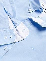 Calvin Klein - BUTTON DOWN WASHED O - basic shirts - light blue - 3