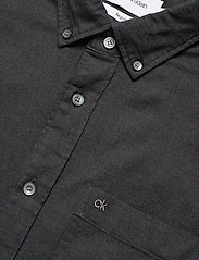 Calvin Klein - BUTTON DOWN BRUSHED TWILL SHIRT - basic shirts - calvin black - 2