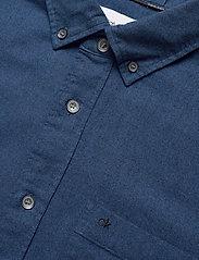 Calvin Klein - BUTTON DOWN BRUSHED TWILL SHIRT - basic shirts - calvin navy - 2